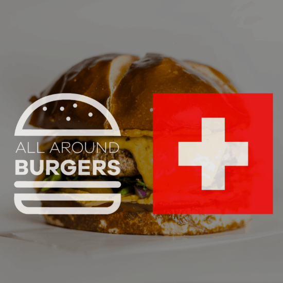 BurgEuropa Schweiss | All Around Burgers
