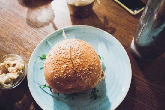 beste burger brötchen für ihre Burger von AllAroundBurgers