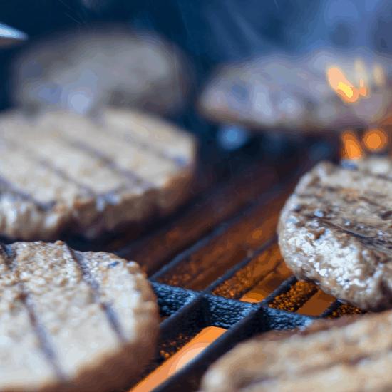 grillen burger an der Isar, München | All Around Burgers