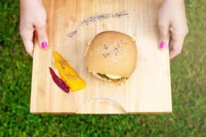 sonnige sommer burger rezepte von All Around Burgers
