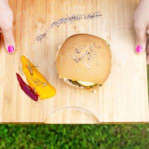 sonnige sommer burger rezepte von All Around Burgers