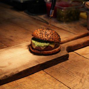 welche beilage mit gourmet burgers   All Around Burgers