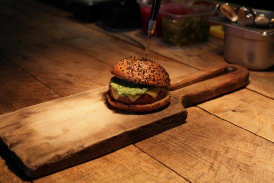 welche beilage mit gourmet burgers | All Around Burgers